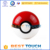 Universal Auto Rare Pokemon PokeBall Car Gear Shift Knob