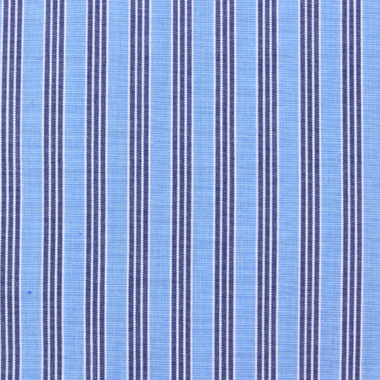 stripe 45s polyester cotton fabric for shirts