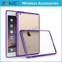 Alibaba Express Bumper Clear Hard Acrylic Back Phone Case For iPad Mini 1 2 3