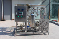 small beer flash pasteurizer