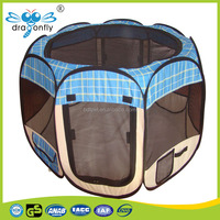 Collapible and inflatable pet playpen , pet'carrier