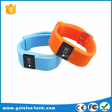 New Design Wirst Heart Rate Monitor Smart bracelet with Sleep monitor,Call remind and Health smart watch