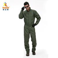 Nomex Flight Suit Coverall Uniform For