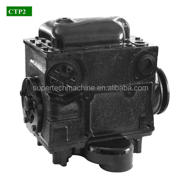 Tolkien type gear pump for fuel dispenser