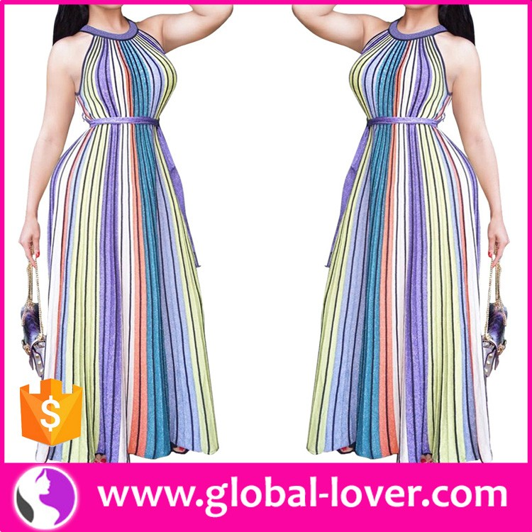 Ladies Chiffon Dresses Long Summer Dress Plus Size Maxi Dress