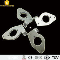 CNC Machining Milling Aluminum Alloy Electrical