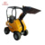 CE Approved articulated mini front end loader for sale