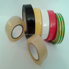 Whosale A Grade rubber adhesive tape electrical PVC tape