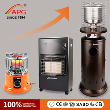 APG Portable Indoor Heater Portable Gas Heater Space Infrared Garage Heater