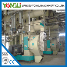 Competitive YONGLI with famous brand feed pellet production line