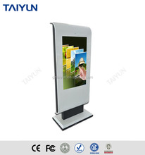 Free Standing 42inch Lcd Advertising Player 3g Wifi Android Led Ads Display Tv Kiosk Multi Touch