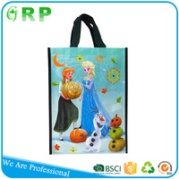 Promotion supermarket cheap price pp shopping bag non-woven