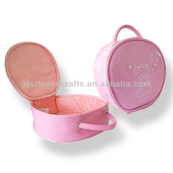 HX130977 PU PVC Cosmetic Case