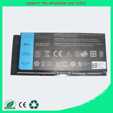 11.1V 97WH 9cell Original New battery FV993 T3NT1 PG6RC Laptop Battery For DELL Precision M4600 M4800 M6700 M6800 M6600