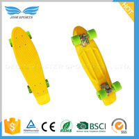 Whosale plastic blank cruiser skateboard for sale