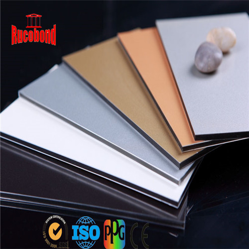 China Outdoor wall covering panels Aluminum Composite Panel