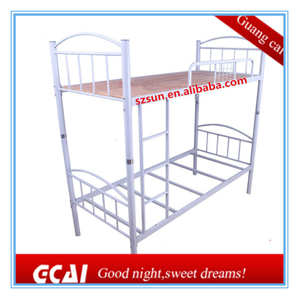 High quality metal school bunk bed cheap used bunk bed for for 3 bed bunk beds for sale