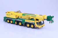 scale model 5 tons mini truck crane mini truck mounted crane 3D printing