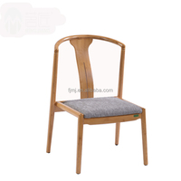 01YZ01 Strong upholstered bamboo chair