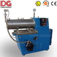 paint color mixing machine for nanometer wet grinding