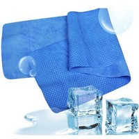 Neck Cooling Scarf Cooler Ice towel PVA Chamois Towel