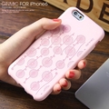 Ginmic Soft Silicone Back Cover Lovely Case for iPhone 6/ 6S