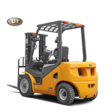 3.0T Diesel Forklift Truck with Japanese Engine Popular Model