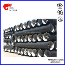 20 experience centrifugal casting factory ductile iron pipe weight per meter