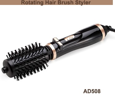 Anbolife electric comb steam hair straightener brush
