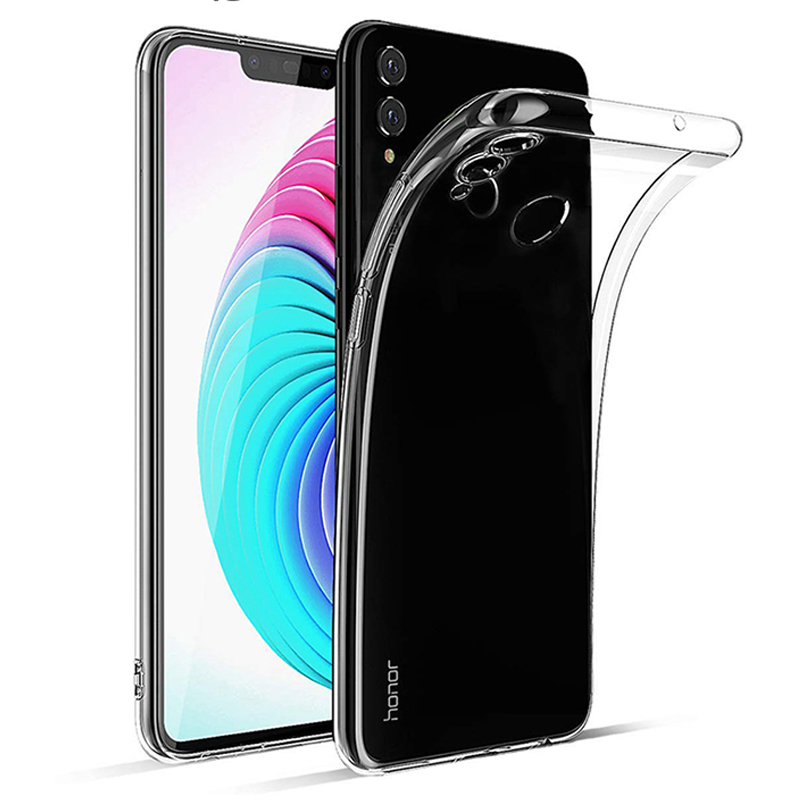 Free shipping Top Quality Ultra Transparent Soft TPU case For Huawei Y6 2019/Y9 2018/Y5 2018/Y5 2017/<strong>Y3</strong> 2017/nova2 plus/nova <strong>2</strong>