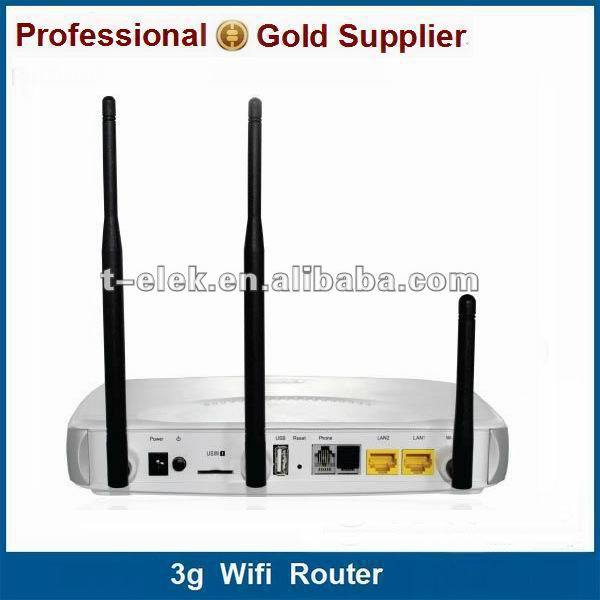 Netcomm 3G10WVR 7.2mbps 3g wireless gprs router