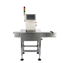 Auto-Conveying Belt Weighing System Online Weight Check Weigher Machine