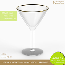Eco-Friendly Hot Selling Pyrex Restaurant Glassware