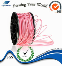 Hottest 3d printer plastic 3mm 1.75mm pla abs filament for 3d printing