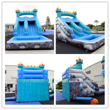 Inflatable water park, inflatable slide/inflatable games with park for sale, inflatable water playground for kids