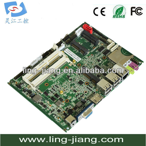 support gigabit ethernet LAN and ps2 motherboard