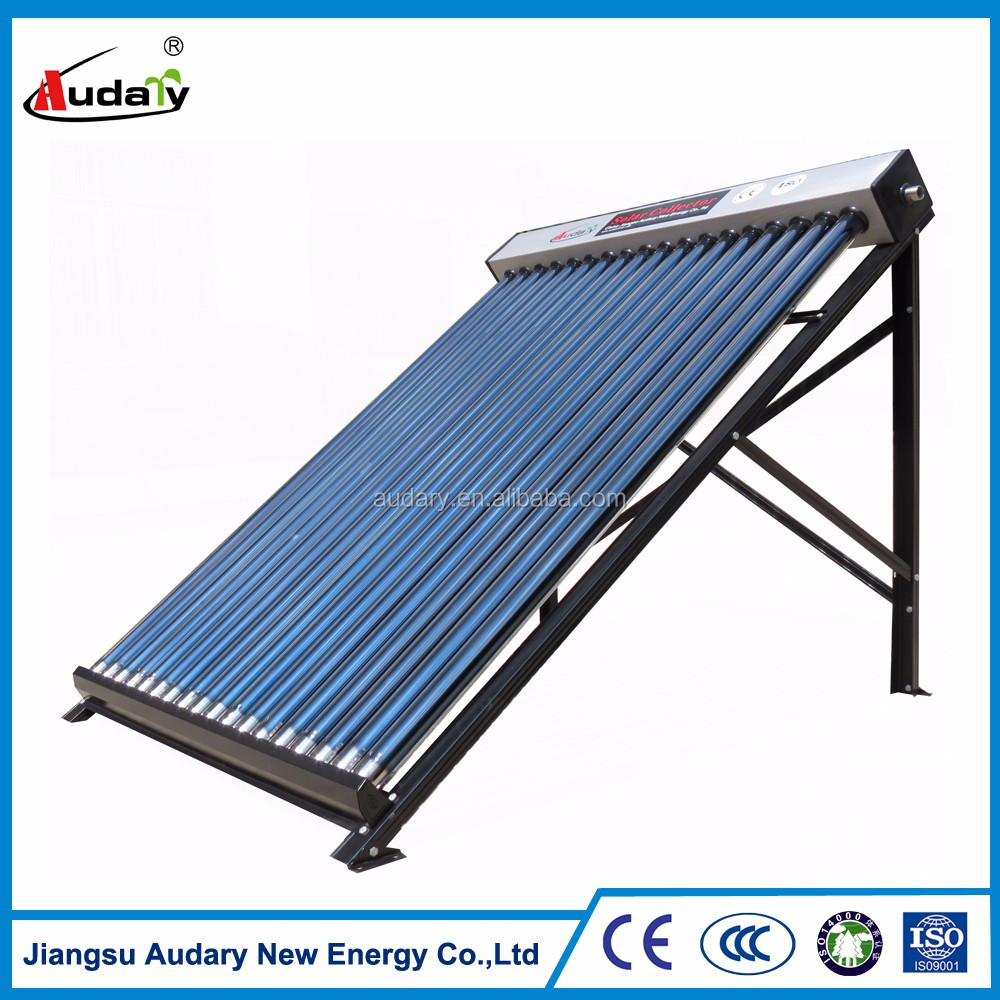 2016 Best Selling Split Solar Hot Water System Solar Collector