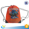 Eco-friendly recyclable cheap custom drawstring bag