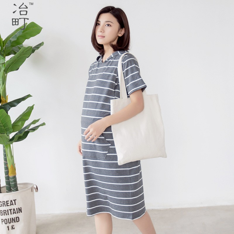 Made in foshan pakistani style designer maternity party clothes hoody lady dresses for pregnant women