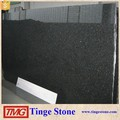 Elegant Blue In The Night Granite Slab For Decoration