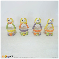 2016 New Products Easter Decoration Easter Bunny Baskets