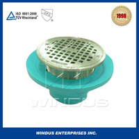 Types of metal drain covers
