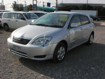 2003 TOYOTA RUNX X G-EDITION /NZE121-5052399/ Used Car From Japan (43261)