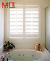 latest pvc jalousie clear plastic shutter window covers lace pleated window blinds louvers