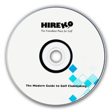 The Modern Guide to Clubmaking Video DVD