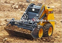 LIUGONG 1ton skid steer loader
