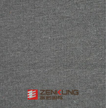 CVC Fleece Fabric with 5% Spandex for garment