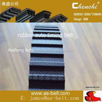 Automotive timing belt 141ZBS25 OEM 038109119B TIMING BELT