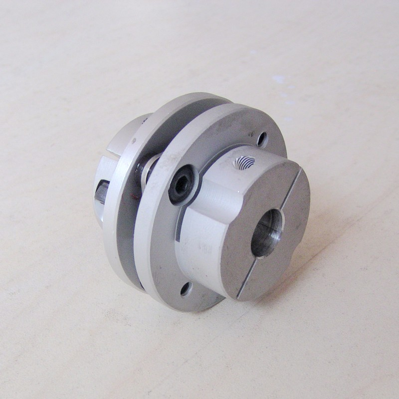 XF4-34-8/8 Shaft Coupling Flexible Rubber