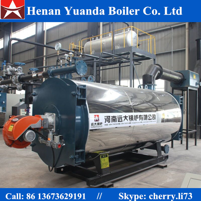 High quality coal/biomass/gas/oil fired industrial boiler